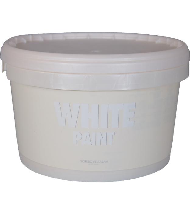 White Paint 2,5 Liter