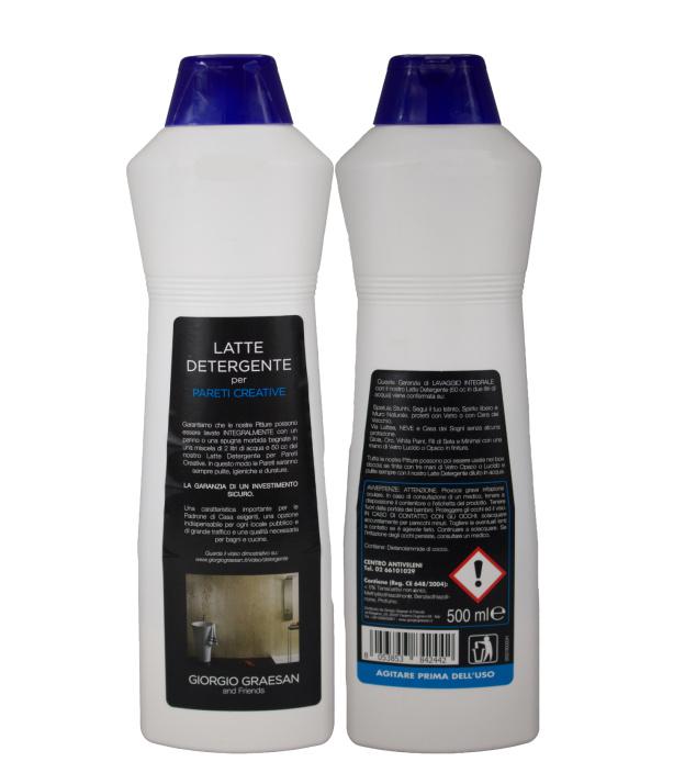 Reinigungsmilch 500 ml