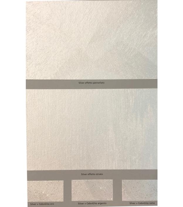 CeboStyle Antico Silber fein Effekt 1 Liter