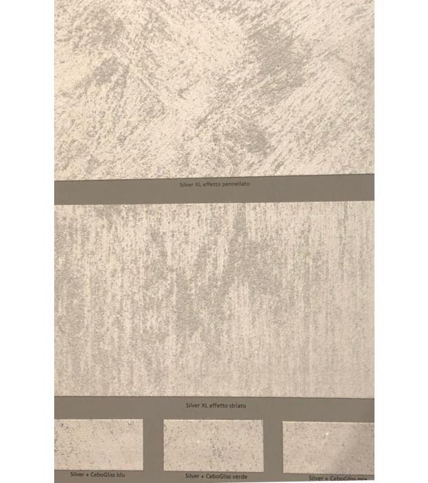 CeboStyle Antico Silber XL Effekt  2,5  Liter