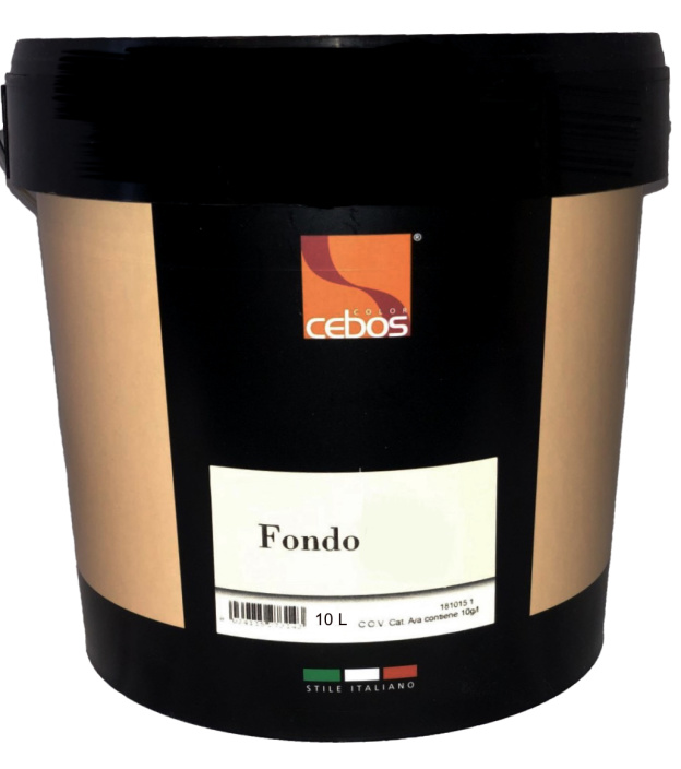 CeboSi Fondo 10 Liter