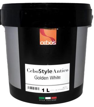 CeboStyle Antico Golden White 1 Liter