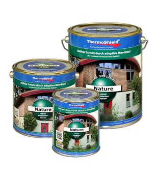 Nature Holzbeschichtung weiß 2,5 l
