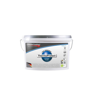 ThermoProtect Fassadenfarbe 12,5 Liter Weiß