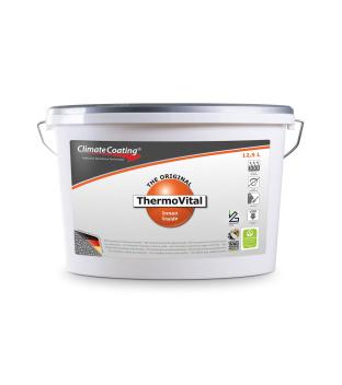 ThermoVital Innenbeschichtung 12,5 Liter Weiß